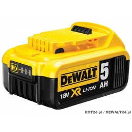 Akumulator 18V 5,0Ah DCB184...