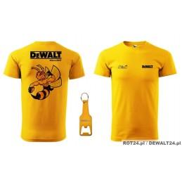 (M) Koszulka żółta SZERSZEŃ...