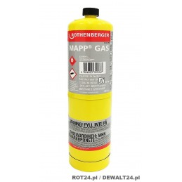 "MAPP Gas US 1"" 400g (1szt)..."
